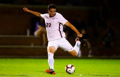 Andrea Codispoti, a native of Rockville Centre and current sophomore at Trinity University, was named the NCAA Men's Soccer Division III Player of the Week. College Soccer, Rockville Centre, Running, Men, Keep Running, Why I Run, Guys