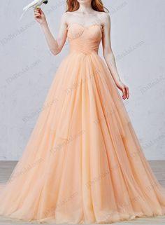 1000 Images About Colored Wedding Dresses Sparkly Purple Blue Blush Pink Ballgown Tulle Unique