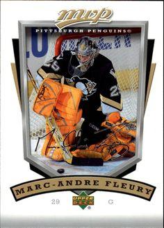2006-07 Upper Deck MVP #237 Marc-Andre Fleury