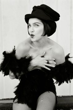Madonna | Herb Ritts | 1990 |