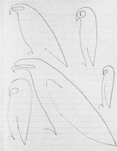 On line Picasso Raisonne Picasso Sketches, Cheap Art, Sketch Art, Pablo Picasso, Art Lessons, Piercing, Art Drawings, Tattoo, Animals