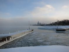 Frozen Chicago: What The Windy City Looks Like Under Ice, Thanks To The Polar Vortex (PHOTOS)