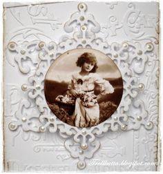Vintage Beauty Vintage Beauty, Paper, Frame, Home Decor, Picture Frame, Decoration Home, Room Decor, Frames, Home Interior Design