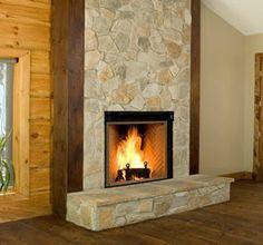 Renaissance Rumford 1000 Wood Burning Fireplace