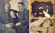 Haunting photographs of the dead taken in Victorian age