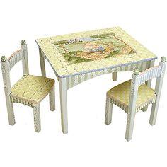 Nursery Rhymes Table & Chair Set
