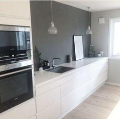 20+ Inspiring Modern Scandinavian Kitchen Design Ideas - trendhmdcr.com