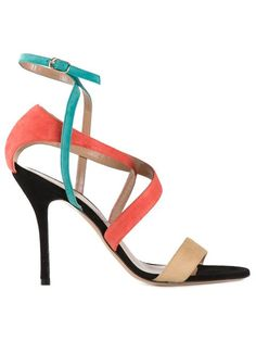 7d3984b7abd Jean-michel Cazabat  rita  Sandals - Just One Eye - Farfetch.com