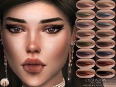 Sims 4 Nails, The Sims 4 Skin, The Sims 4 Packs, Sims Free Play, Sims 4 Cc Makeup, Sims4 Clothes, Sims Four, Sims 4 Toddler, The Sims 4 Download