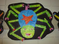 Mrs. Werner's Art Room: 2nd Grade Eric Carle Spiders