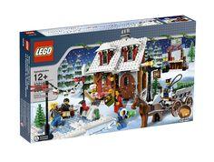 LEGO Creator - 10216 - Jeu de Construction - La Boulangerie du Village: Lego: Amazon.fr: Jeux et Jouets