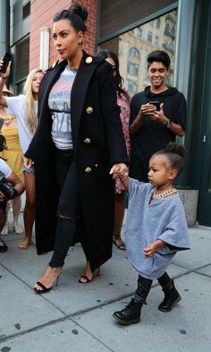 Diez veces en las que Kim Kardashian se ha saltado todas las normas premamá - Foto 2