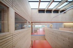 School Jean-Monnet by Dietrich | Untertrifaller Architects and CDA Architectes, Broons – France » Retail Design Blog
