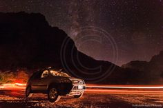 Zooming Around in Zion Under the Stars, Zion NP, Utah, Autumn 2015  Looking for amazing photography?  Come check out our website for a variety of prints!