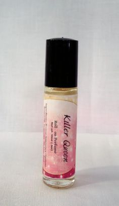 Killer Queen  Roll-on Perfume oil  by BlueLotusArtisanSoap on Etsy