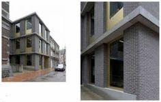 Sergison Bates architects. Buildings Architects, Brick, Buildings, Multi Story Building, Graphics, House, Lucerne, Switzerland, Kunst