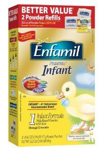 Enfamil PREMIUM Infant provides the nutrients needed for your baby's healthy physical growth and development. It's clinically proven, before the addition of prebiotics, to support brain and eye development in babies up to 12 months, and its Natural Defense Dual Prebiotics® blend is designed to help support an infant's natural defenses. This formula is part of Enfamil Staged Formulas, along with Enfamil PREMIUM Newborn and Enfagrow PREMIUM Toddler (not included).