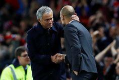 O Manchester United venceu esta quarta-feira o Manchester City, que somou o sexto encontro consecutivo sem vencer, e qualificou-se para os quartos de final da Taça da Liga inglesa de futebol graças a um golo solitário do espanhol Mata.