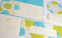 Gus & Ruby Letterpress: Designer Gallery: Gilah Press & Design