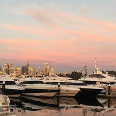 Our location - Sydney Superyacht Marina Motor Yachts, Opera House, Sydney, New York Skyline, Luxury, Travel, Viajes, Destinations, Traveling