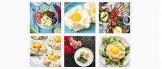 Nuvens de ovos: A nova moda que o vai deixar de água na boca