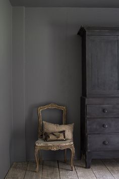 New interior launches to know about this September – from neutral paints, improved classics and considered design to minimalist lighting and plant pots made from old tea waste Natural Paint Colors, Paint Colours, Masonry Paint, Monochrome Interior, Handmade Paint, Dark Walls, Dark Interiors, Painted Floors, Dream Decor