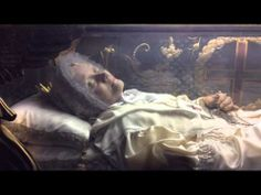 ~The beautiful incorrupt body of Blessed Anna Maria Taigi~ - YouTube