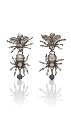Pamela Love Fly Spider Earrings, S/S 2013 collection
