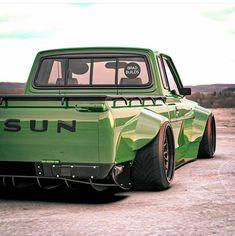 Custom Truck Beds, Custom Pickup Trucks, Custom Cars, Nissan Trucks, Toyota Trucks, Mini Trucks, Old Trucks, Toyota Tacoma X Runner, Vw Caddy Mk1