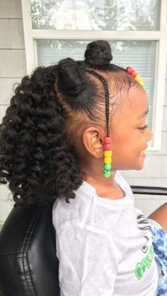 Kid style to try kids hairstyles Childrens Hairstyles, Girls School Hairstyles, Little Girl Hairstyles, Pretty Hairstyles, Braided Hairstyles, Kids Hairstyle, Swag Hairstyles, Toddler Hairstyles, Hairdos