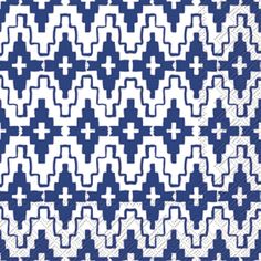IHR Rosanne Beck Riley Geometric Printed 3-Ply Paper Luncheon Napkins Wholesale L711600