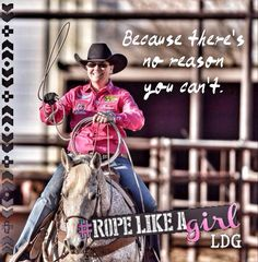 Rope Like A Girl