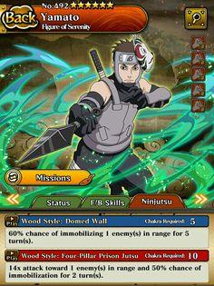 Yamato Play 60, Best Games, Naruto Shippuden, Prison, Serenity, Ninja, Ninjas