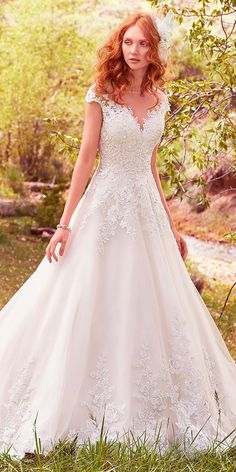 Maggie Sottero Wedding Dresses 2017 Collection ❤ See more: http://www.weddingforward.com/maggie-sottero-wedding-dresses-2017/ #wedding