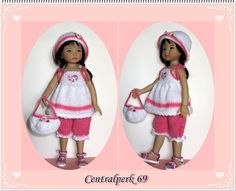 """♥ Vêtements Compatible Little Darling Dianna Effner 13"""" BY CENTRALPERK69 ♥"""