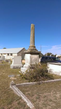 Bagdad Cemetery - Leander, Texas from the 1974 Texas Chainsaw Massacre