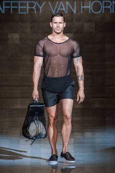Caffery van Horne Spring-Summer 2017 - Toronto Men's Fashion Week #TOMSS17 #FashionTrends
