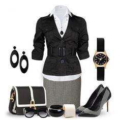 LOLO Moda: #glamorous #styles @ http://lolomoda.com/chic-womens-outfit/