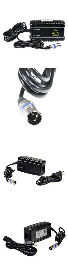 Other Mobility Equipment: Pride 24 Volt 3.5 Amp Xlr Battery Charger For The Jazzy Power Wheelchairs (New) -> BUY IT NOW ONLY: $109.99 on eBay!