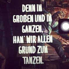 1000 images about musik on pinterest techno hamburg - Tanzen spruch ...
