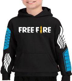 Venta Sudaderas De Free Fire Para Ninos En Stock