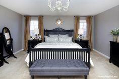 makeover master bedroom