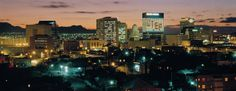 The lovely El Paso at night