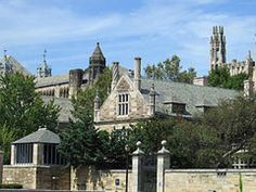 25 Top Ranking New England Colleges and Universities: Yale University