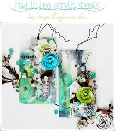 5 Ways to Create Gorgeous Tags! Jaya Raghuvanshi