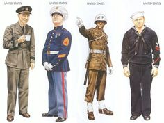 United States– 1941 Dec., Pacific Ocean, Lieutenant (aviator), USS Enterprise United States– 1941 Dec., Washington, Gunnery Sergeant, Mari...