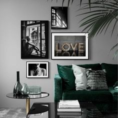 Buy Art Zwart Wit Poster Nordic Black And White Posters And Prints Girl Retro Decorative Picture Wall Art Canvas Painting Unframed Modern Home Interior Design, Scandinavian Interior Design, Interior Ideas, Love Canvas, Canvas Wall Art, Canvas Prints, Canvas Canvas, Photo Canvas, Art Prints