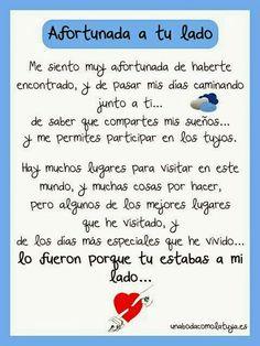 Para mi amor!!
