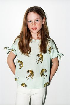 ZARA - #zaraeditorial - 14 años - NIÑA | 4 - SPECIAL PRICES - Editorial
