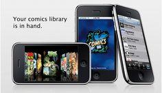 comiXology maintenant disponible en français sur iOS
